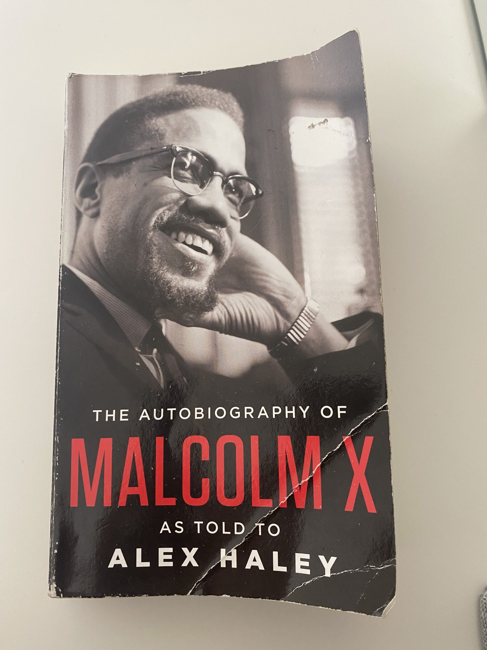 MEND Book Club Reads The Autobiography of Malcolm X