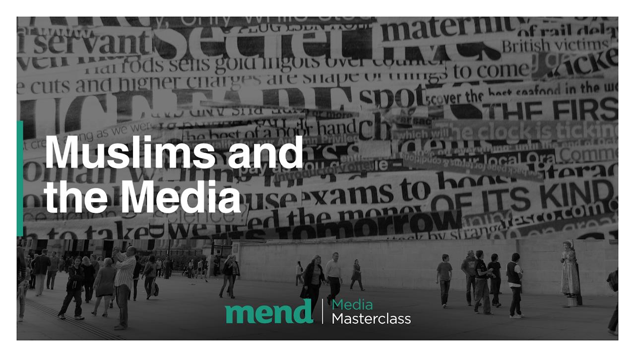 Media Masterclass: Volunteer Education