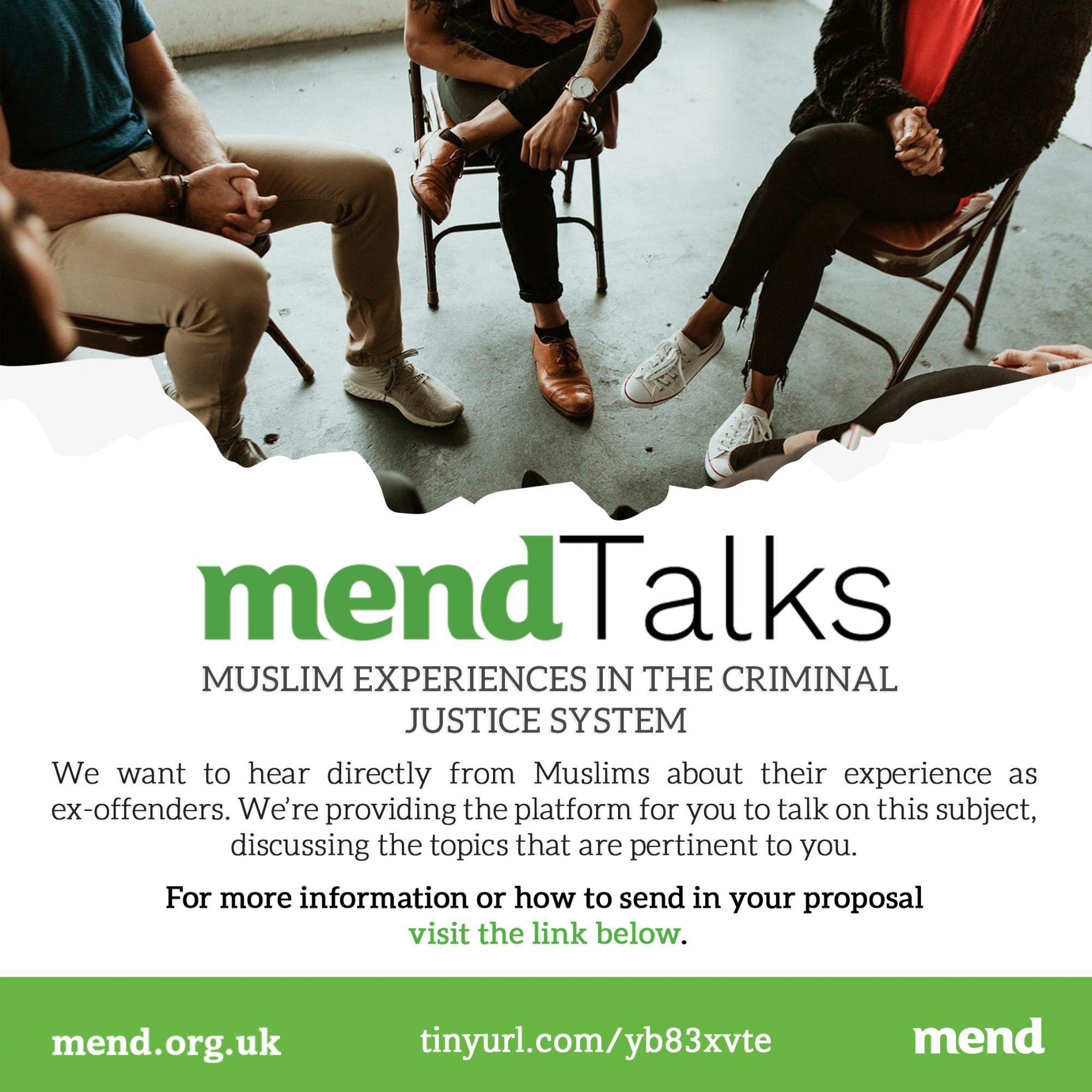 MENDTalks: Muslim Experiences in the Criminal Justice System (Contributors)