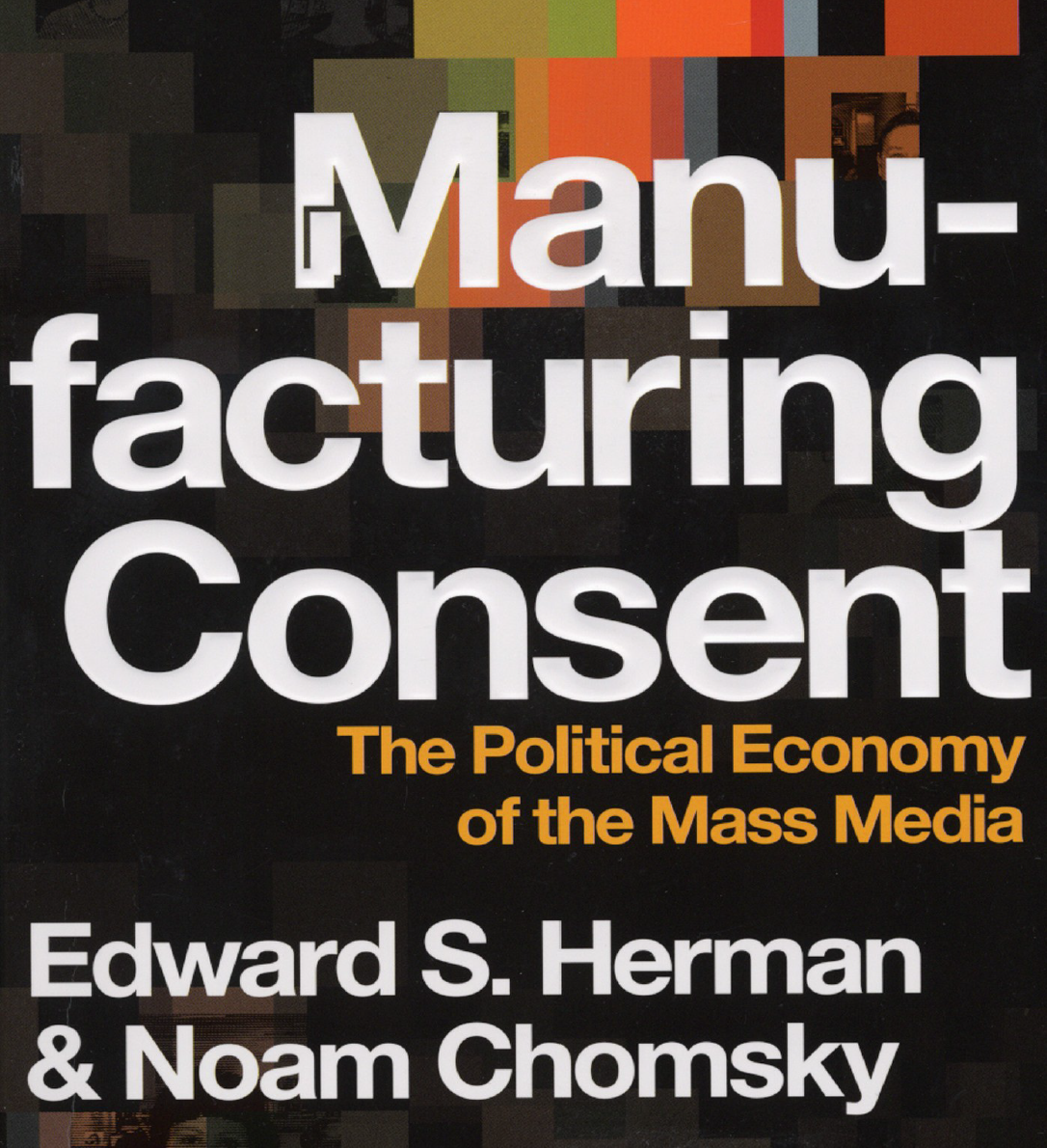 MEND Book Club Reads Manufacturing Consent