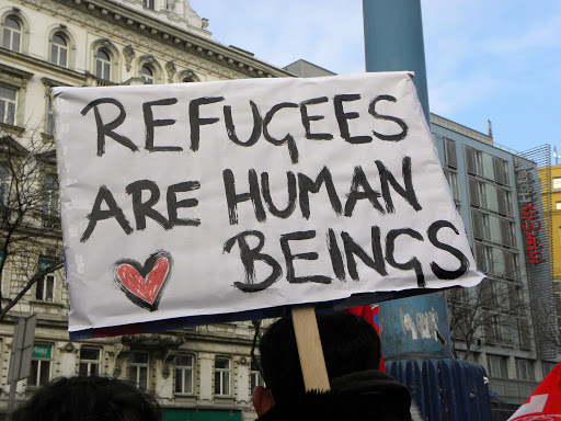 Fear-mongering around refugees to distract from COVID failings