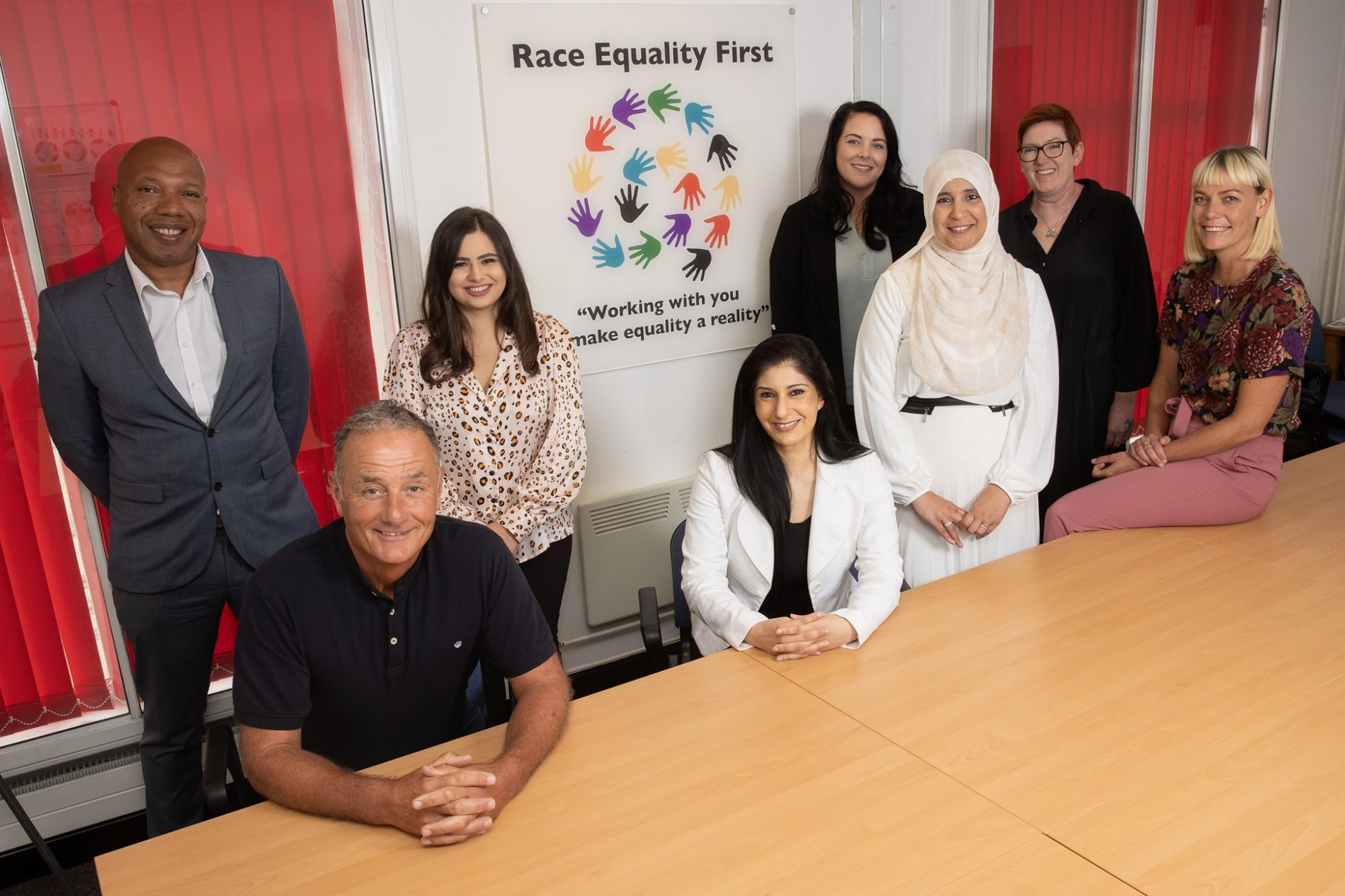 Islamophobia seminar with Race Equality First (REF)