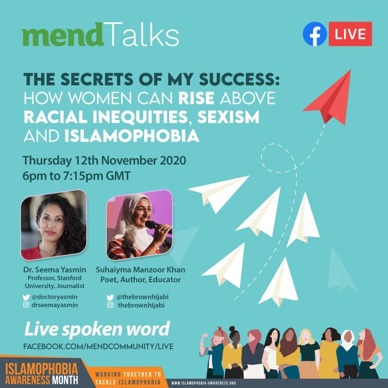 Islamophobia Awareness Month: North West Launch