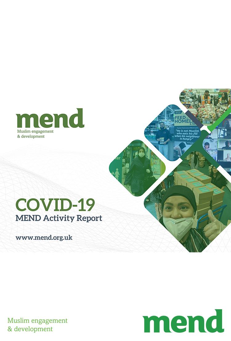 COVID-19 MEND Activity Report