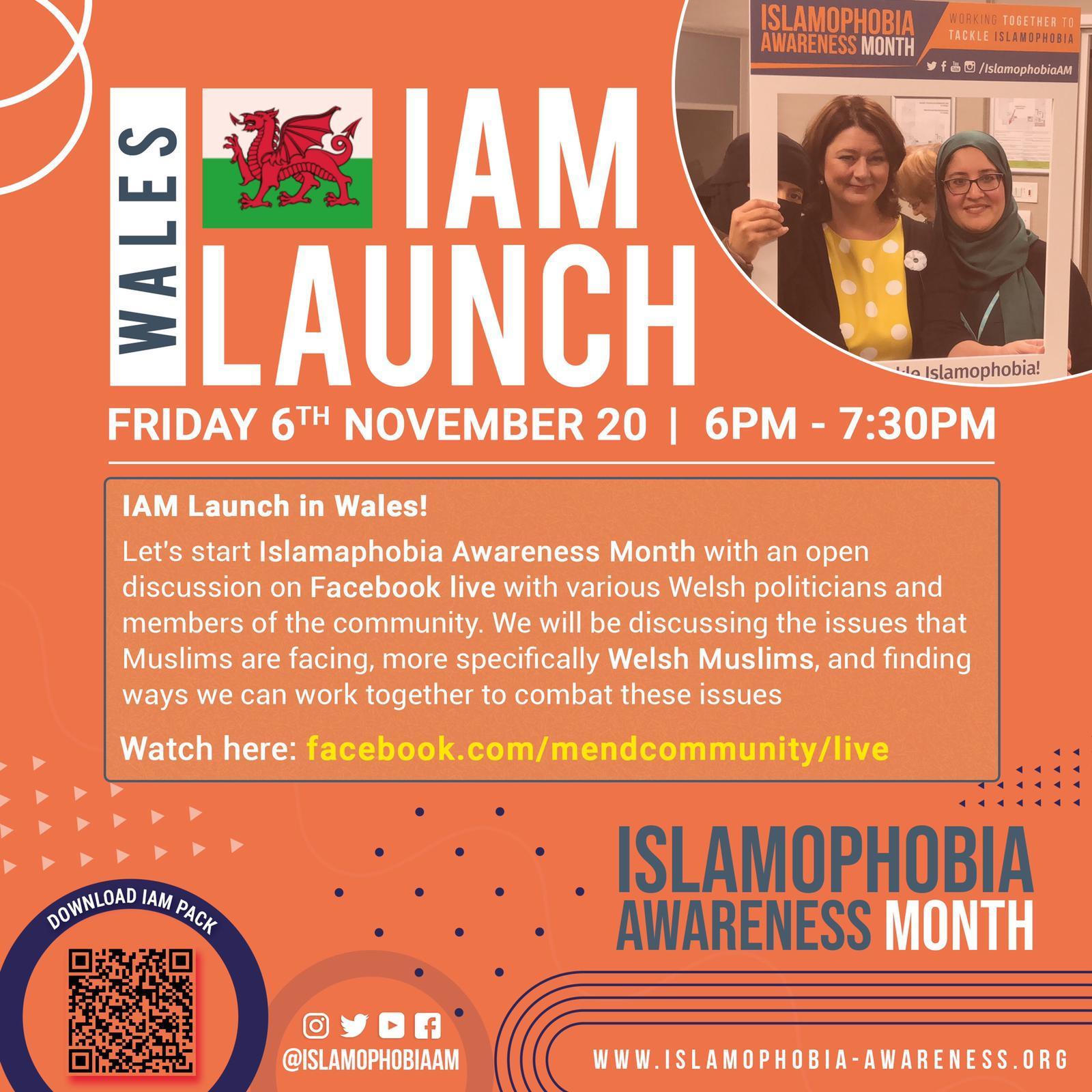 IAM Wales Launch 2020