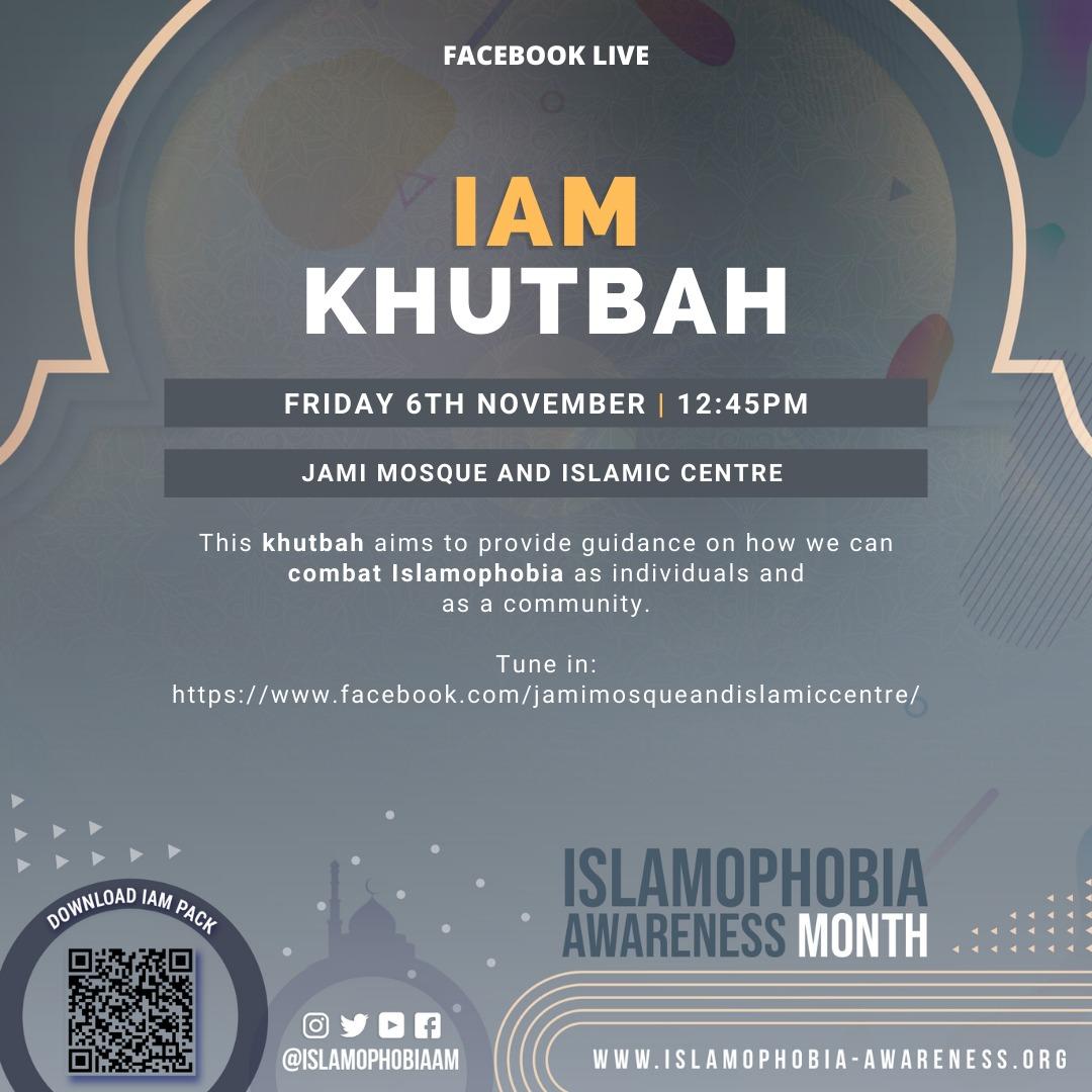 Jami Mosque and Islamic Centre in Birmingham: Uniting against islamophobia