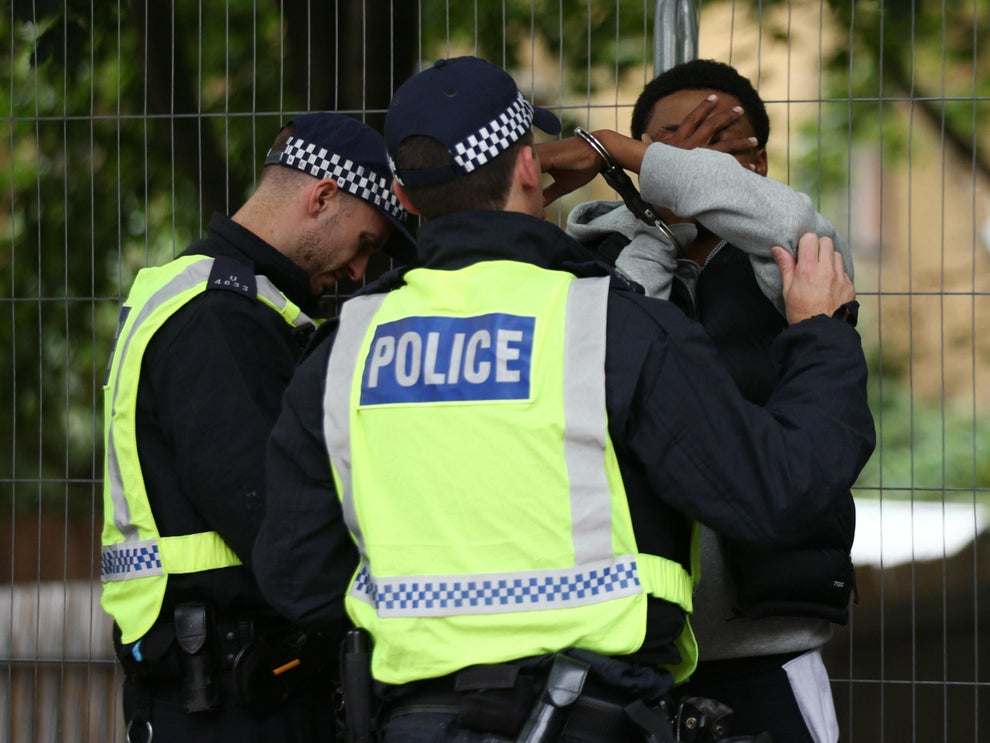 Stop and search over a fist-bump highlights urgency of policy rethink